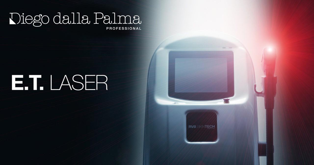 E.T. czyli laser diodowy do usuwania zbędnego owłosienia.